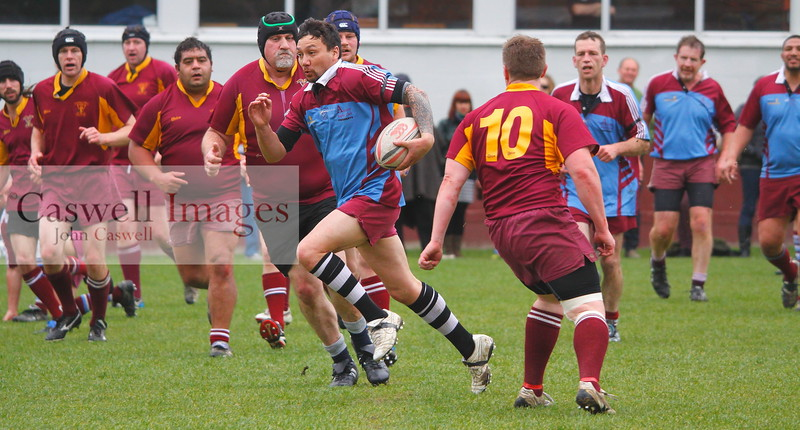 Friendly Match - Alhambra Union Nags v Avalon Invitation XV - 15th September 2012