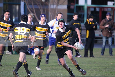 Dunedin High School Rugby - Kings High School U16 v Sydney Grammar U16 - 4th July 2012