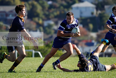 Dunedin Colts v Kaikorai Colts, Kettle Park, 05.04.13