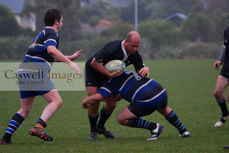Dunedin Club Rugby - Kaikorai Seniors v Pirates Seniors - 3rd August 2013