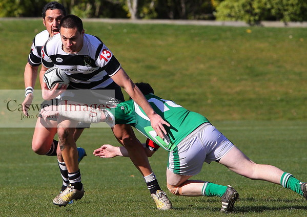 Dunedin Club Rugby - Southern Premier 2 v Brighton Premier 2, Semi Final - 10th August 2013