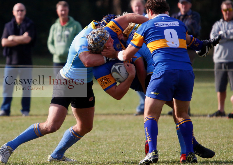 Taieri v University A, Peter Johnson Park, 13.04.13
