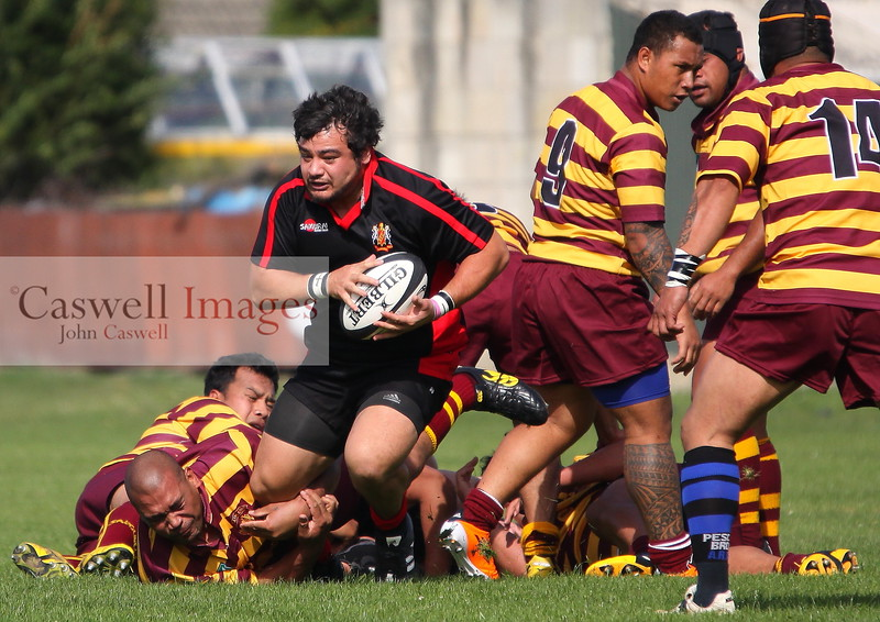 North Otago Club Rugby – Athletic v Old Boys – 23rd March 2013