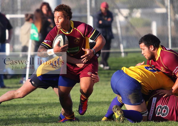 North Otago Club Rugby – Athletic v Valley – 1st June 2013