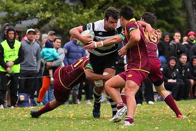 Dunedin Club Rugby – Alhambra Union v Southern