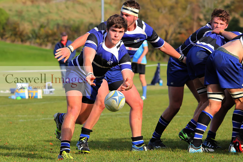 Dunedin Club Rugby (Colts) Kaikorai v University