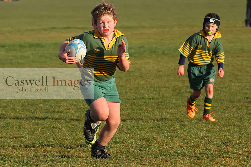 Dunedin Club Rugby - Junior Rugby - 14th July 2014