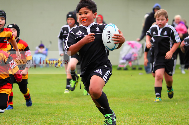 Dunedin Club Rugby - Junior Rugby - 12th April 2014