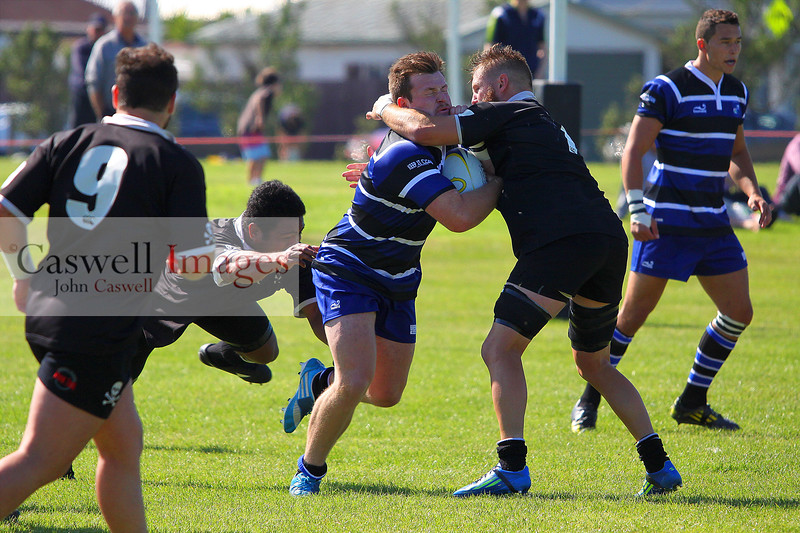 Dunedin Club Rugby - Pirates v Kaikorai - 22nd March 2014