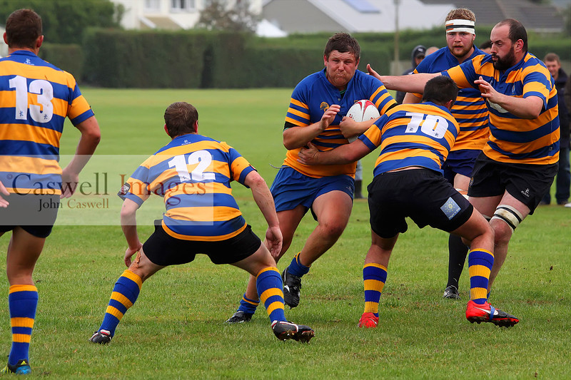 Ken Bloxham Memorial (Dunedin Club Rugby Preseason) - Toko v Taieri - 16th March 2014