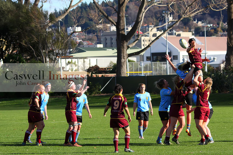 Dunedin Club Rugby – University v Alhambra Union, University Oval.