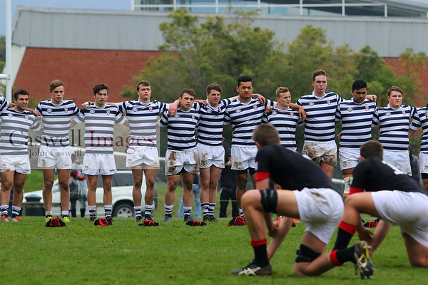 South Island 1sx XV Final – Otago Boys High School 1st XV v St Bede's College 1st XV