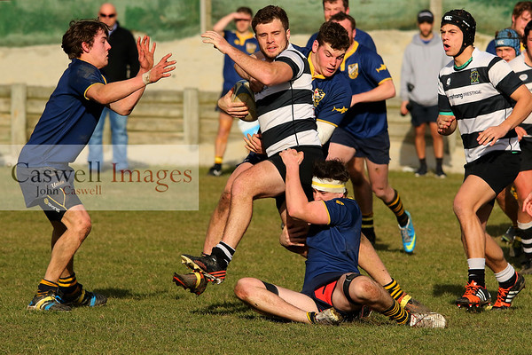 Dunedin Colts Club Rugby – Dunedin Colts v Southern Magpies