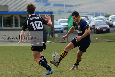 Dunedin Club Rugby - Dunedin v Pirates