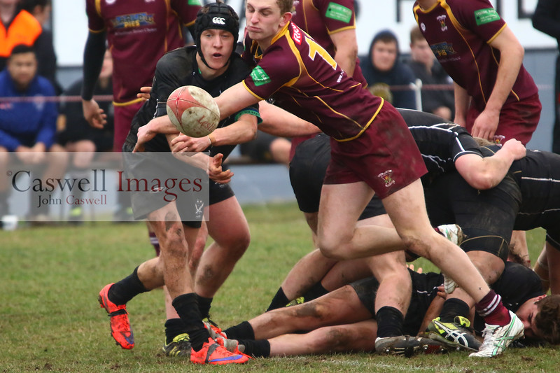 Dunedin Colts Club Rugby – Pirates Colts v Alhambra Union Colts
