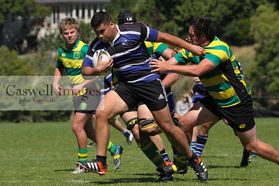 Dunedin Club Rugby - Preseason Match, Kaikorai Vs Green Island - 1st March 2015
