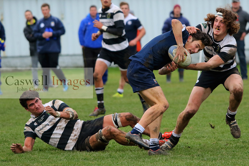 Dunedin Colts Club Rugby - Southern Magpies v Otago Boys High School 1st XV