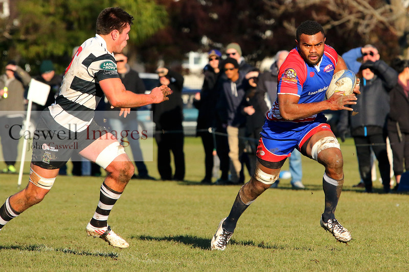 Dunedin Club Rugby – Southern v Harbour