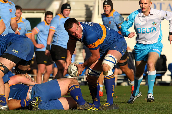 Dunedin Club Rugby – University A v Taieri