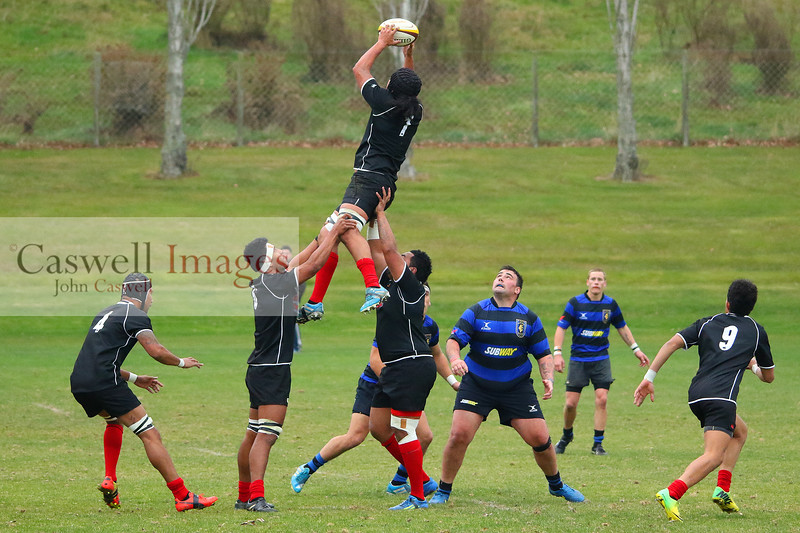 North Otago Club Rugby – Excelsior v Old Boys