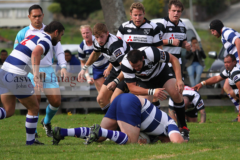 Southern Regional Club Rugby - Crescent v Heriot