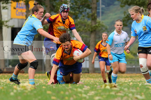 University Women v North Otago Women