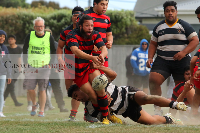 Oriental Rongotai Colts v Poneke Colts (23.0416)