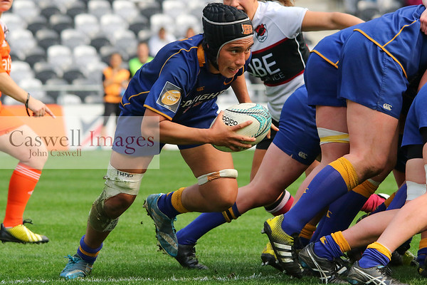 Otago Spirit v North Harbour (Farah Palmer Cup)