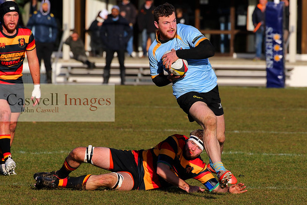 Zingari Richmond v University A (10.06.17)