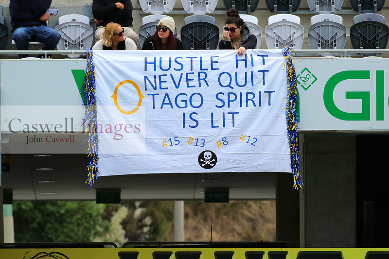 Otago Spirit v North Harbour Hibiscus (21.10.17)