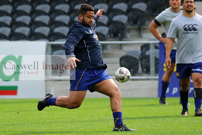 Otago Captain's Run, October 6th, 2017.
