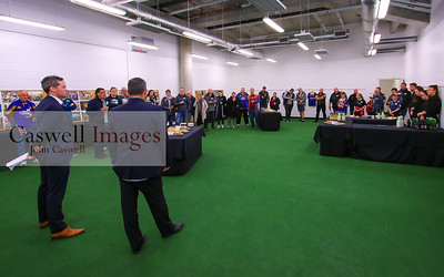 Otago Rugby Union Jersey Auction Function