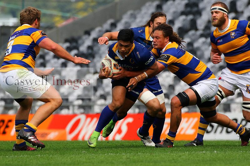 Otago v Bay Of Plenty (07.10.17)