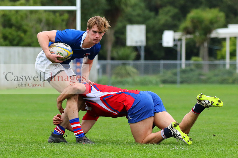 Club Rugby: Harbour Colts v Southland Boys High School 1st XV (12.05.18)
