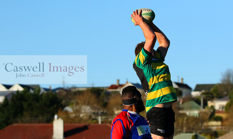 Club Rugby: Harbour v Green Island (30.06.18)