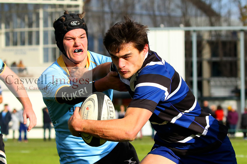 Club Rugby: Otago University Blue v Kaikorai Colts (02.06.18)