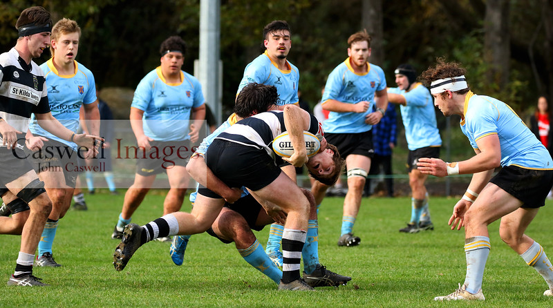 Club Rugby: Otago University v Southern Magpies (26.05.18)