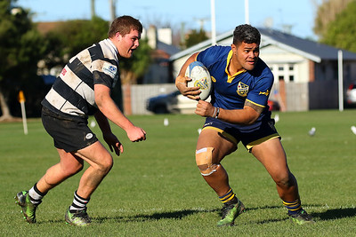Club Rugby: Southern Magpies v Dunedin Makos(19.05.18)