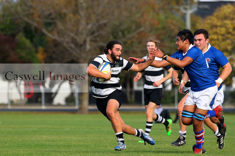 Southern Magpies v Southland Boys High School 1st XV (25.04.18)