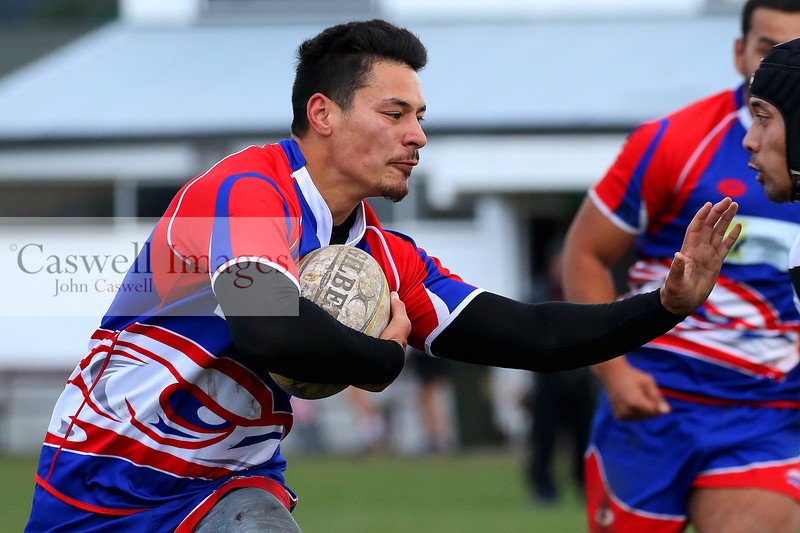 Club Rugby: Southern v Harbour (02.06.18)