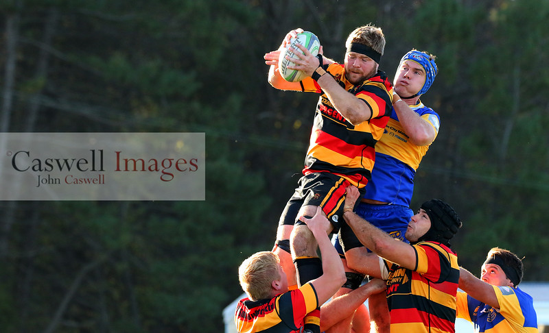 Club Rugby: Zingari Richmond v Taieri (19.05.18)