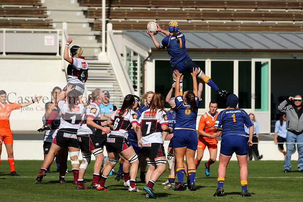 Farah Palmer Cup: Otago v North Harbour (01.09.18).