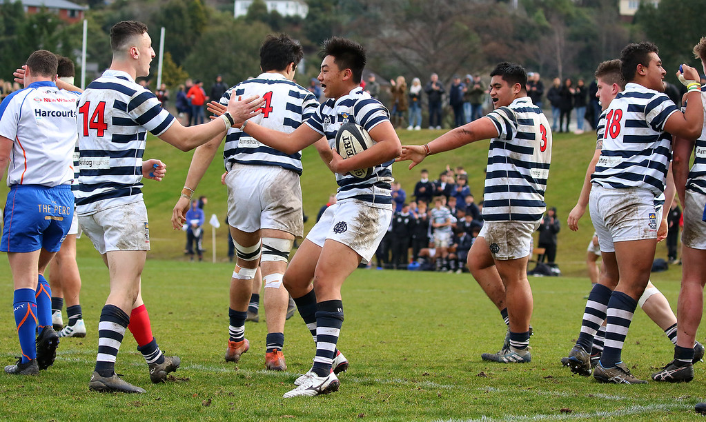 Otago Boys High School 1st XV v Southland Boys High School 1st XV (03.08.19)