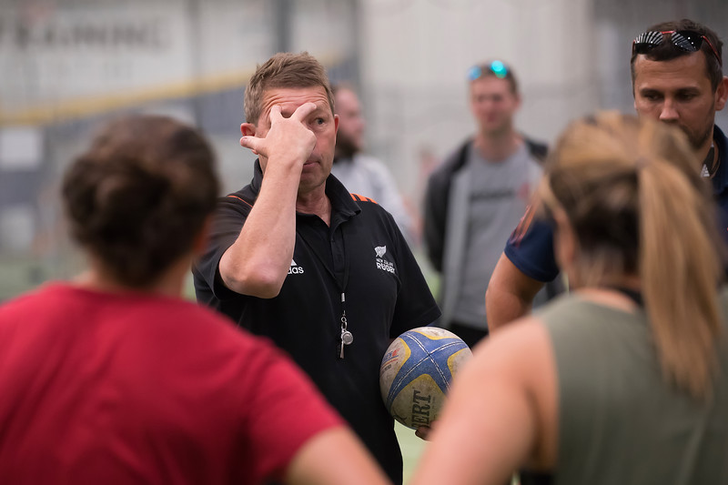 Women's Rugby Coaching Workshop
