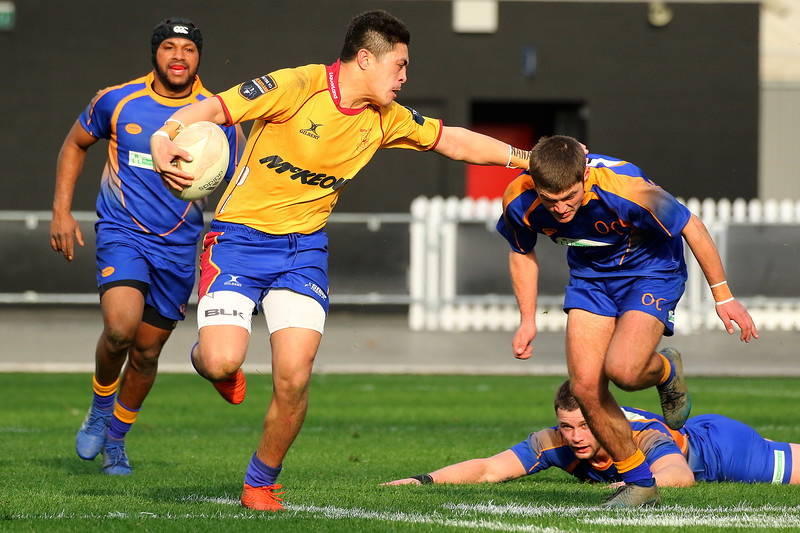 Otago Country v North Otago (17.08.19)