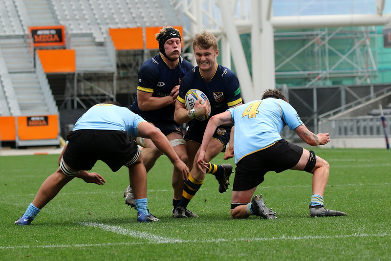 University Blue v Dunedin Makos, Colts Club Final (19.09.20)