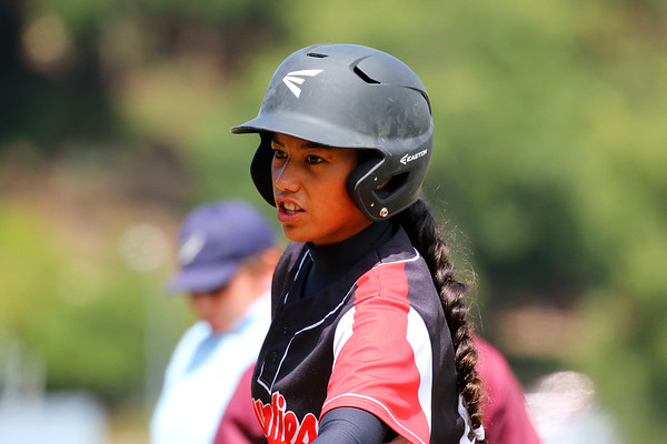 Softball New Zealand Under 17 girls championships (19.01.18)