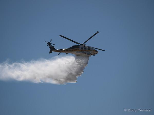 N160 Firehawk at Clarita IC