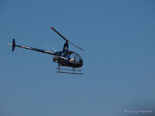 N478SH departing American Heroes Airshow 2012