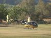 N91AV a Robinson R44 landing at Hansen Dam for American Heroes Air Show 2012.<br /> N91AV a Robinson R44 on approach to Hansen Dam for American Heroes Air Show 2012.